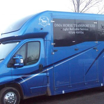 DMA Horse Transport Rugby