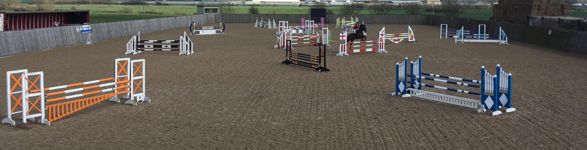 Onley Grounds Equestrian Complex Rugby Warwickshire